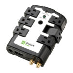 6 OUTLET ROTATING SURGE PROTECTOR- ULTRALINK POWER