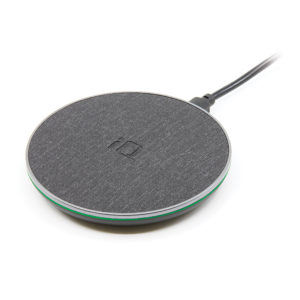 iQ Qi Wireless Charging Pad- Fabric