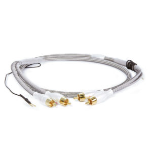 1M PREMIUM PHONO TURNTABLE CABLE – CALIBER AUDIO