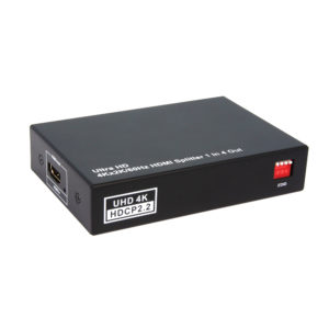 HDMI SPLITTER 1 IN 4 OUT – ULTRALINK INTEGRATOR