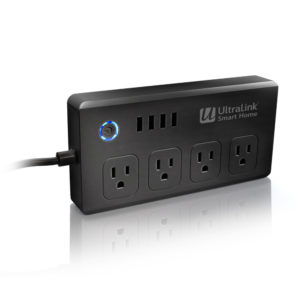 SMART WIFI SURGE PROTECTOR – ULTRALINK SMART HOME