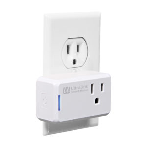 SLIM SMART WIFI PLUG – ULTRALINK SMART HOME
