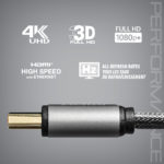 1M HDMI CABLE HIGH SPEED – ULTRALINK PERFORMANCE