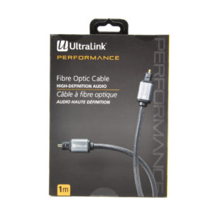 1M FIBRE OPTIC CABLE – ULTRALINK PERFORMANCE