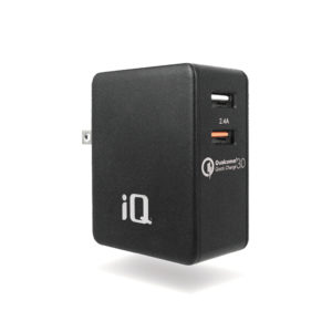 iQ Quickcharge 3.0 Wall Charger