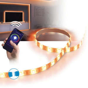 Ultralink Smart Home Wifi 1M LED Light Strip Ext
